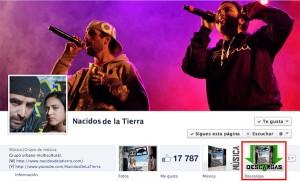 Nacidos de la Tierra regala su último disco a sus seguidores en Facebook